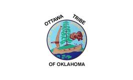 Ottawa Tribe of Oklahoma Flag
