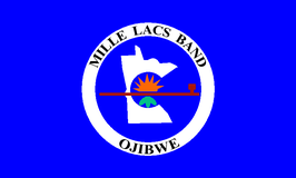 Mille Lacs Band of Ojibwe Flag