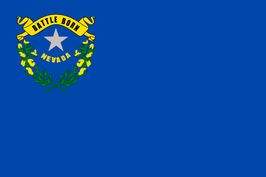 Nevada (NV) Flag