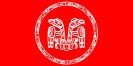 Haida Tribe Flag