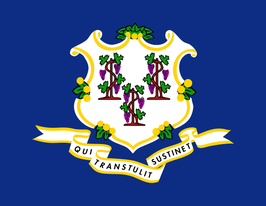 Connecticut (CT) Flag