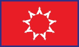 Oglala Sioux Tribe Flag