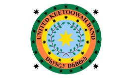 United Keetoowah Band of Cherokee Indians Flag