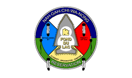 Fond du Lac Tribe Flag