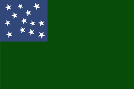 Vermont Republic / Green Mountain Boys Flag