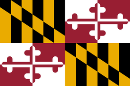 Maryland (MD) Flag