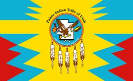 Paiute Indian Tribe of Utah Flag