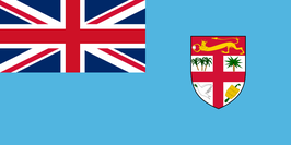 Fiji Republic Flag