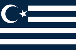 Greek Muslim Flag