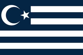 Greek Muslim Flag