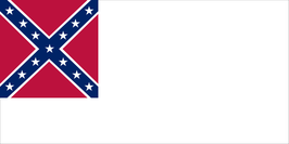 CSA 2nd National Flag