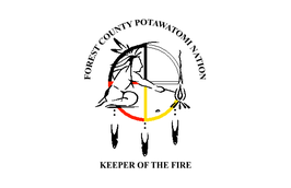 Forest County Potawatomi Nation Flag