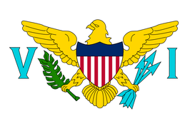 US Virgin Islands (VI) Flag
