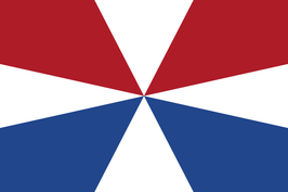 Civil Ensign of the Netherlands Flag