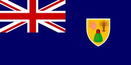 Turks & Caicos Is. Flag