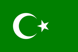 The Muslim Flag - Flag of Islam