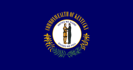 Kentucky (KY) Flag