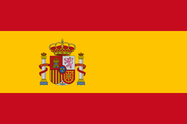Spain Flag / Bandera española