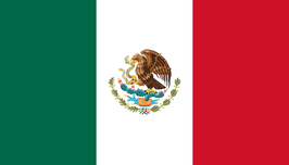Mexico Flag / Bandera mexicana