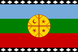 Mapuches Flag