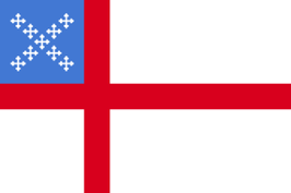 Episcopal Church Flag (Outdoor Nylon)