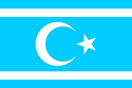 Iraqi Turkmen Flag