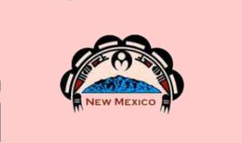 Sandia Pueblo Flag
