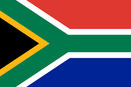 South Africa Flag / Suid-Afrika Vlag