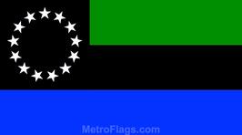 The Solar System Flag