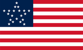 U.S. Great Star Flag