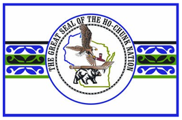 Ho-Chunk Nation Flag