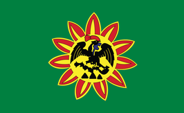 Nahua-Mexica Nation Flag
