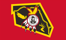 Nez Perce Tribe Flag