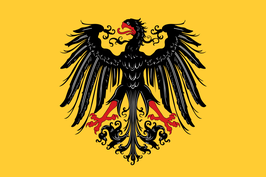Imperial Banner of the Germanic Holy Roman Empire Flag