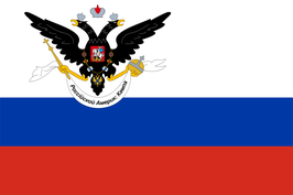 Russian-American Company Flag for Alaska