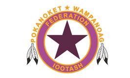 Wampanoag Tribe Flag