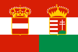 Austro-Hungarian Empire Flag
