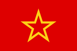 Soviet Red Army Flag