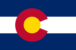 Colorado (CO) Flag