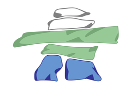 Nunatsiavut-Labrador Flag