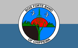 Bois Forte Band of Chippewa Indians Flag