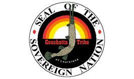 Coushatta Tribe of Louisiana Flag