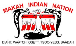 Makah Indian Nation Flag