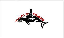 Tulalip Tribe Flag