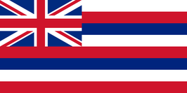 Hawaii (HI) Flag