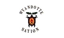 Wyandotte Nation Flag
