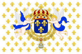 French Royal Standard Flag