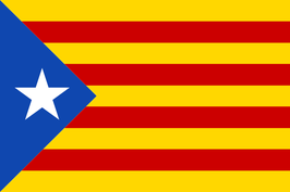 Catalan Republic Flag