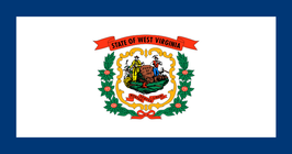 West Virginia (WV) Flag