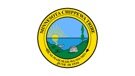 Minnesota Chippewa Tribe Flag
